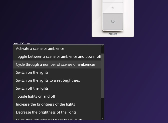 Advanced Hue Dimmer and Hue Tap Programming • hueDynamic for